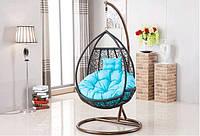 Плетеное подвесное кресло купить, производство подвесных кресел