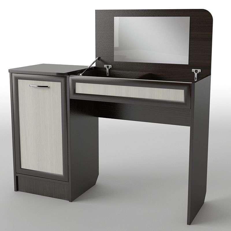 Туалетний будуарний столик з ДСП/МДФ в спальню БС-40 Тіса меблі