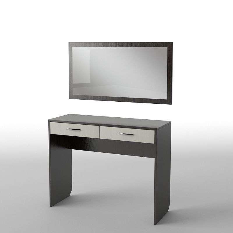 Туалетний будуарний столик з ДСП/МДФ в спальню БС-20 Тіса меблі