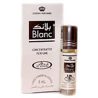 Масляные духи свежие Blanc 6 мл