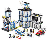 Лего Сити Полицейский участок 60141 Lego City Police Police Station 60141