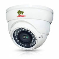 Купольная камера Partizan CDM-VF37H-IR FullHD Kit