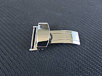 Застежка бабочка 20мм из нержавеющей стали для ремешка, фото 1