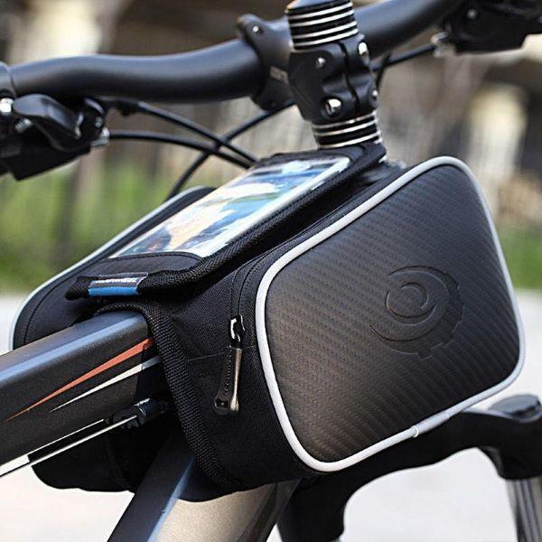 Велосипедная сумка на раму Roswheel