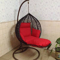 Плетённое кресло для дома подвесной шарик