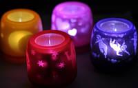 Электронная свеча (задуй меня)