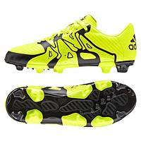 Бутсы детские Adidas X 15.3 FG/AG JR