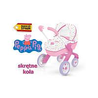 Коляска-люлька для кукол Свинка Пеппа Świnka Peppa Smoby 251306