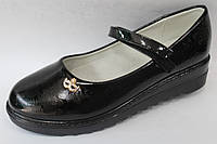 Детские туфли оптом от фирмы Kellaifeng (разм. с 32-по 37) 8 шт