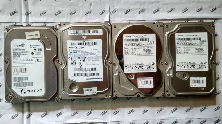 Жесткие диски HDD 320Gb SATA, фото 2
