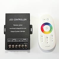 Контроллер для RGB светодиодной ленты ОЕМ 30А-2,4G-Touch