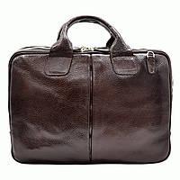 Мужская кожаная сумка DESISAN