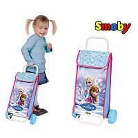 Детская тележка для покупок Frozen Smoby 24501, фото 1
