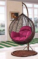 Купить кресло кокон шар подвесной в Житомире