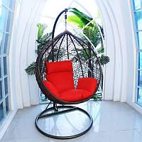 Купить садовый кресло кокон шар из ротанга в Чернигове