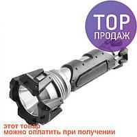Фонарь тактический фонарик в защите Police 503-XPE / Мощный светодиодный фонарик + зарядное устройство