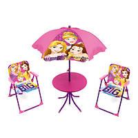 Набор детской мебели для улицы Принцессы Дисней от Arditex
