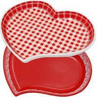 Блюдо  для запекания Серце СНТИ