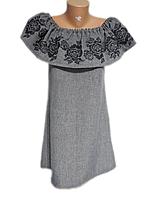"""Жіноче вишите плаття """"Кенан"""" (Женское вышитое платье """"Кенан"""") PJ-0002"""