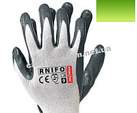 Перчатки защитные  из нейлона