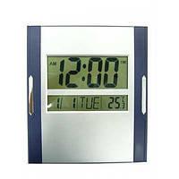 Часы с термометром KK 3810, электронные часы, настольные часы, часы для дома