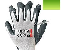 Перчатки защитные  из нейлона 10