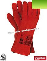 Защитные перчатки  из яловой кожи RSPBC-INDIANEX 11