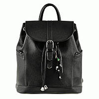 Рюкзак BlankNote BN-BAG-13-onyx кожаный Черный