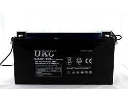 Гелевый аккумулятор UKC Battery Gel 12V 150A ZVK