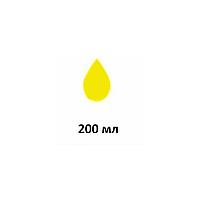 Cw Чернила hp 134/135/136/177 200мл yellow