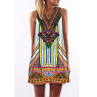 Платье летнее в этно стиле СС7327