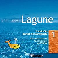 Аудио-диск «Lagune», уровень 1, Hartmut Aufderstrasse, Thomas Storz, Jutta Muller | Hueber