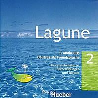 Аудио-диск «Lagune», уровень 2, Hartmut Aufderstrasse, Thomas Storz, Jutta Muller | Hueber
