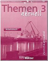 Рабочая тетрадь «Themen Aktuell», уровень 3, Aufderstrasse Hartmut, Bock Heiko | Hueber