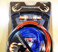 Набор проводов для усилителя / сабвуфера 1500 Вт