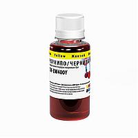 Чернило colorway epson t26/c91 100мл yellow ew400y (cw-ew400y01)