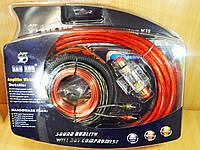 Набор проводов для усилителя / сабвуфера 3200 Вт Качество!