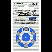 Camelion za 675 / 6 bl (a675-bp6)