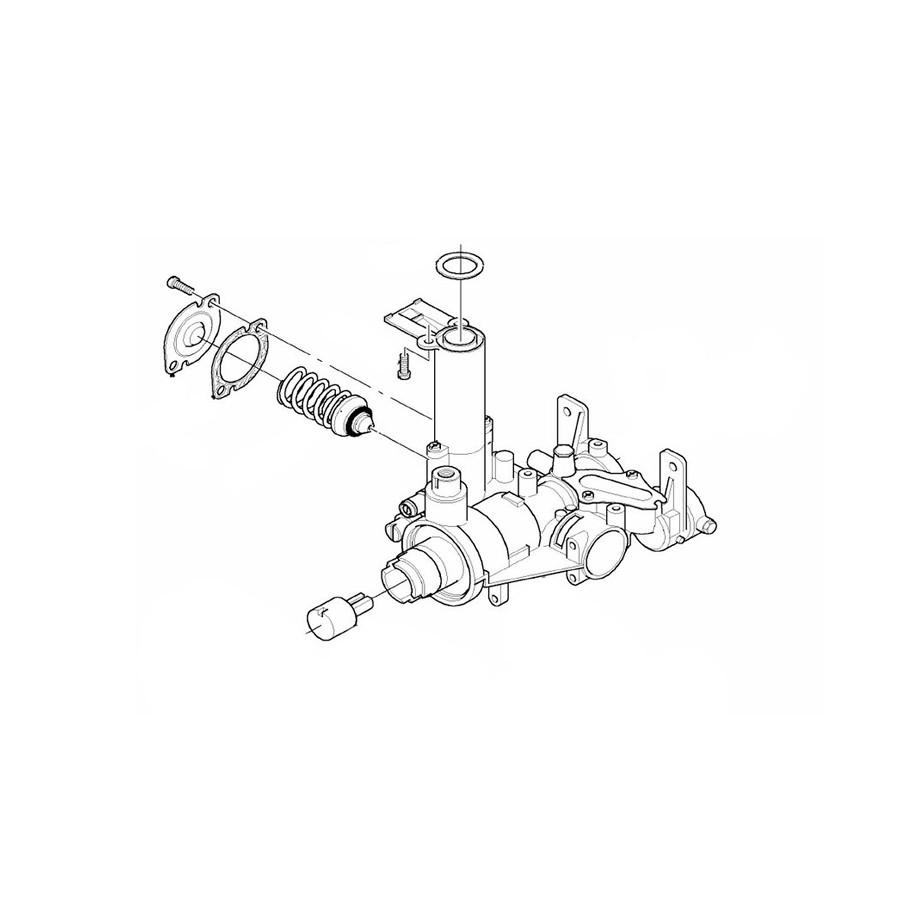Газовая арматура Vaillant MAG INT mini 11-0/0 XZ - 111719