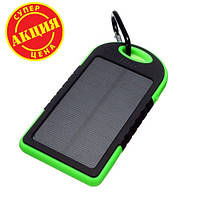 Солнечное зарядное устройство Power Bank Solar 20000 mAh