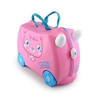 Детский чемодан Trunki POPPET MOSHI MONSTERS
