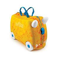 Детский чемодан Trunki ROX DINOSAUR