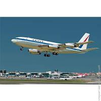 Модель Roden Boeing 720 United (RN320)