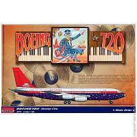 Модель Roden Boeing 720 Elton John tour (RN315)