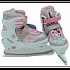 Детские коньки PROFI ROLLER A 5042 S (30-33), фото 3