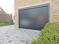 Ворота гаражные секционные АЛЮТЕХ (Alutech)  Тренд (Trend)   2,25х2,5 м