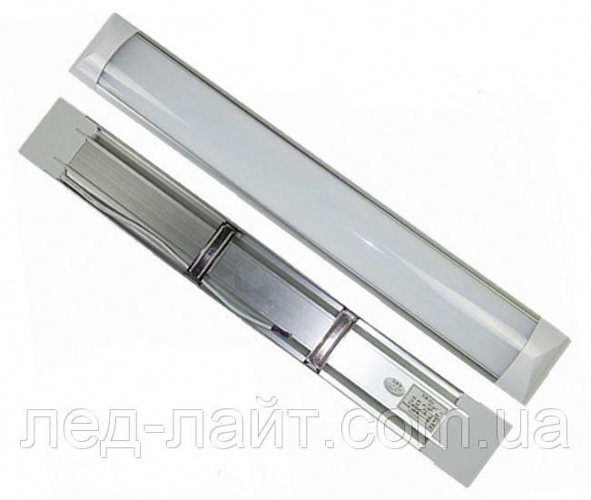 Светодиодный светильник (накладной/подвесной) 18Вт 600мм