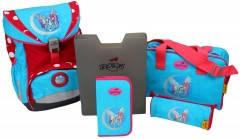 Ортопедический школьный ранец DerDieDas ErgoFlex 8405034