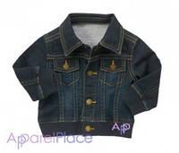Gymboree Куртка джинсовая на мальчика, Denim
