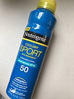 Neutrogena солнцезащитный спрей для активного отдыха